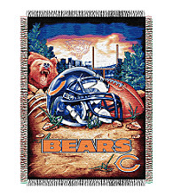 Chicago Bears Home Field Advantage Throw