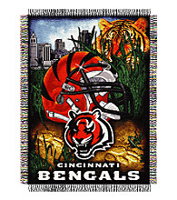 Cincinnati Bengals Home Field Advantage Throw
