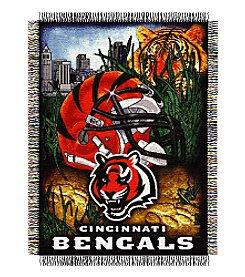 NFL® Cincinnati Bengals Home Field Advantage Throw
