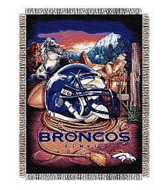 NFL® Denver Broncos Home Field Advantage Throw