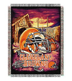 NFL® Cleveland Browns Home Field Advantage Throw