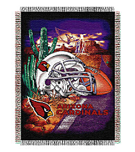 Arizona Cardinals Home Field Advantage Throw