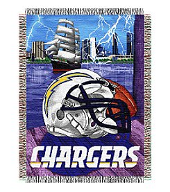 NFL® San Diego Chargers Home Field Advantage Throw