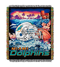 Miami Dolphins Home Field Advantage Throw