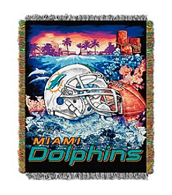 NFL® Miami Dolphins Home Field Advantage Throw
