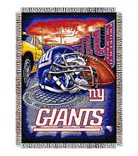 New York Giants Home Field Advantage Throw