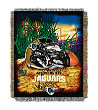 Jacksonville Jaguars Home Field Advantage Throw