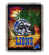 Detroit Lions Home Field Advantage Throw