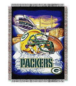 NFL® Green Bay Packers Home Field Advantage Throw
