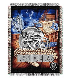 NFL® Oakland Raiders Home Field Advantage Throw