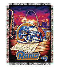 St. Louis Rams Home Field Advantage Throw