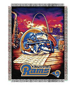 NFL® St. Louis Rams Home Field Advantage Throw