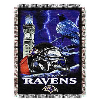 Baltimore Ravens Home Field Advantage Throw
