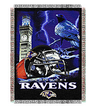 Baltimore Ravens Home Field Advantage Throw