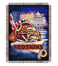 Washington Redskins Home Field Advantage Throw