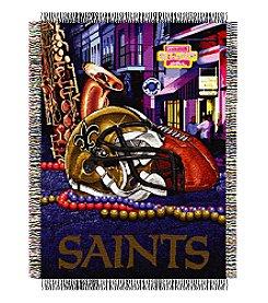 NFL® New Orleans Saints Home Field Advantage Throw