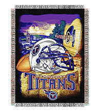 Tennessee Titans Home Field Advantage Throw