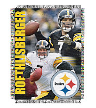Pittsburgh Steelers Ben Roethlisberger Player Throw