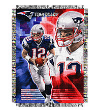 New England Patriots Tom Brady Player Throw