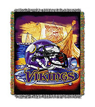 Minnesota Vikings Home Field Advantage Throw