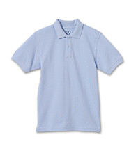 Izod® Boys' 4-20 Light Blue School Uniform Polo