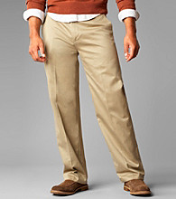 Dockers® Men's Classic Fit Flat Front Signature Khaki