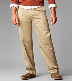Dockers® Men's Classic Fit Flat Front Signature Pants