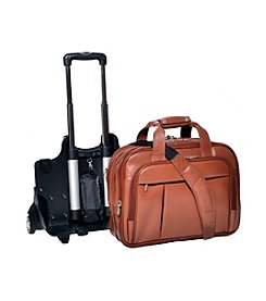 McKlein R Series Damen Detachable Wheeled Laptop Case
