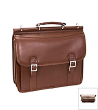 McKlein V Series Halsted Double Compartment Laptop Case