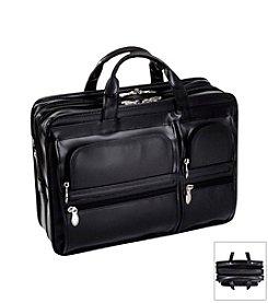 McKlein P Series Hubbard Double Compartment Laptop Case