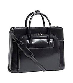 McKlein W Series Lake Forest Women's Italian Leather Briefcase
