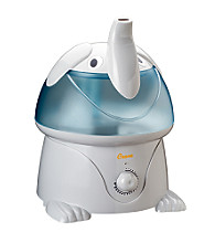 Crane Cool Mist Gray Elephant Humidifier