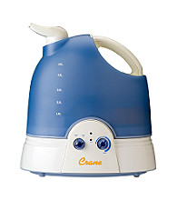 Crane Cool Mist Large White/Blue Humidifier