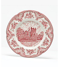 Johnson Brothers Old Britain Castles Pink Salad Plate