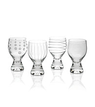Mikasa® Cheers Selections Set of 4 Wine Goblets