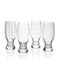 Mikasa® Cheers Selections Set of 4 Pilsners Glasses
