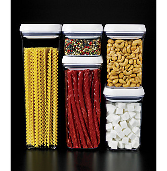 OXO Good Grips POP Stackable Containers 5-pc. Set