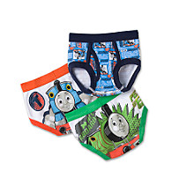 Thomas & Friends Boys' 2T & 4T Thomas the Train™ 3-Pack Briefs - Multi