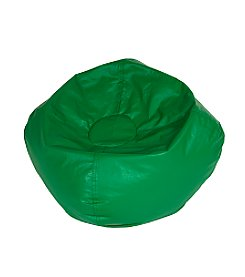 Ace Bayou Kelly Green Bean Bag Chair
