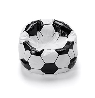 Ace Bayou Sport Bean Bag Chair - Soccer Ball