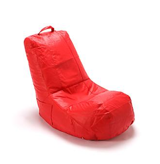 Ace Bayou Video Bean Bag Chair - Red
