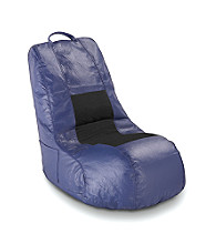 Ace Bayou Lycra® Video Bean Bag Chair - Royal Blue