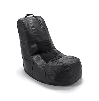 Ace Bayou Lycra® Video Bean Bag Chair - Black