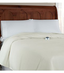 Soft Heat® Microfleece Electric Blanket