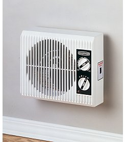 Seabreeze Off the Wall Heater with ThermaFlo