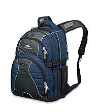 High Sierra® Swerve Backpack - Navy