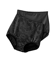 Bali® Moderate Control Tummy Panel Brief 2-Pack