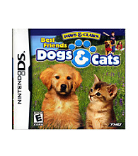 Nintendo DS® Paws & Claws: Best Friends -- Dogs & Cats