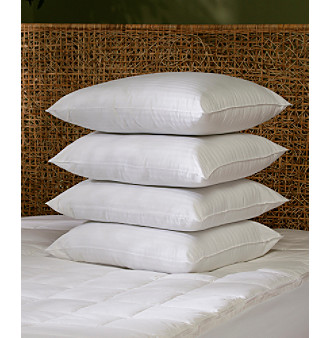 Ultra-Fresh® Antimicrobial Protection 4-Pack Pillows