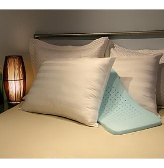 MemoryLoft® Curve 2-Pack Pillows